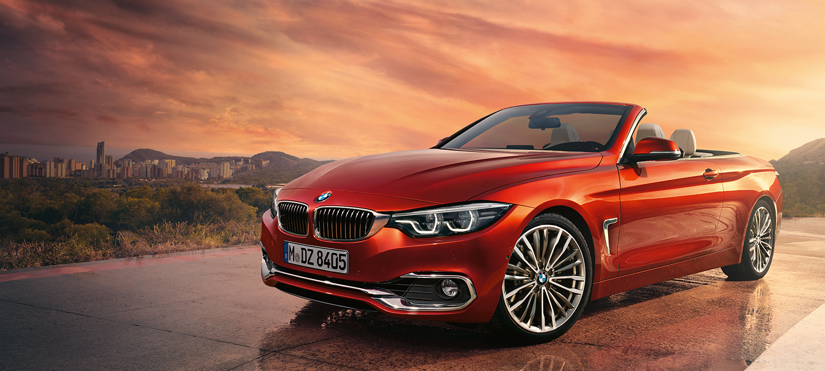 Bmw 4er Cabrio Design Bmw At