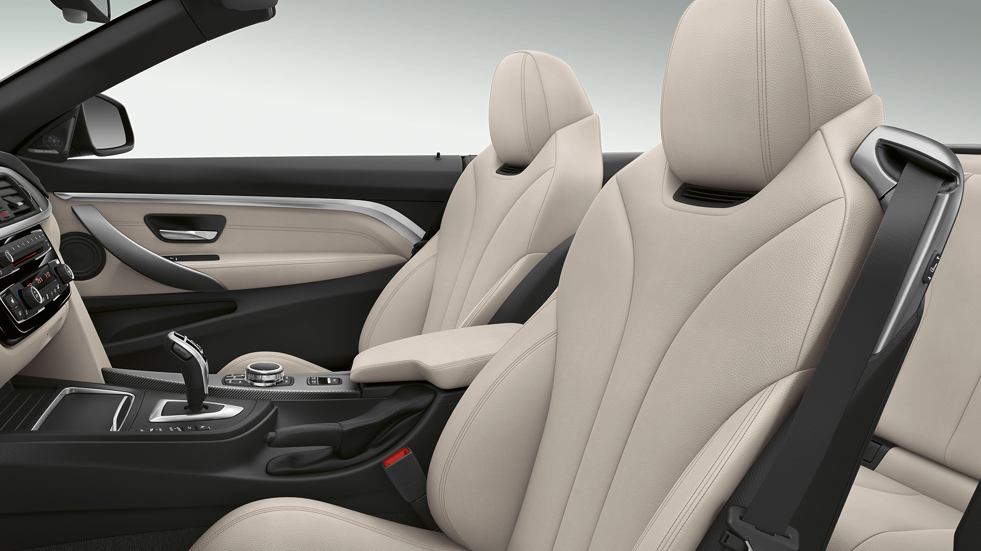 BMW 4er Cabrio, Modell Luxury Line Interieur