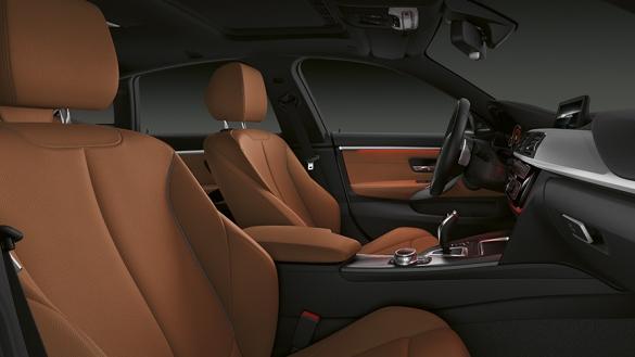 BMW 4er Gran Coupe Auf Einen Blick
