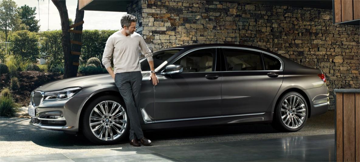 BMW 7er Limousine Ausstattungen