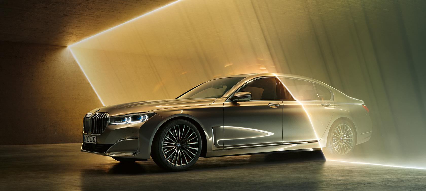Bmw 7er Die Limousine Der Luxusklasse Bmwat
