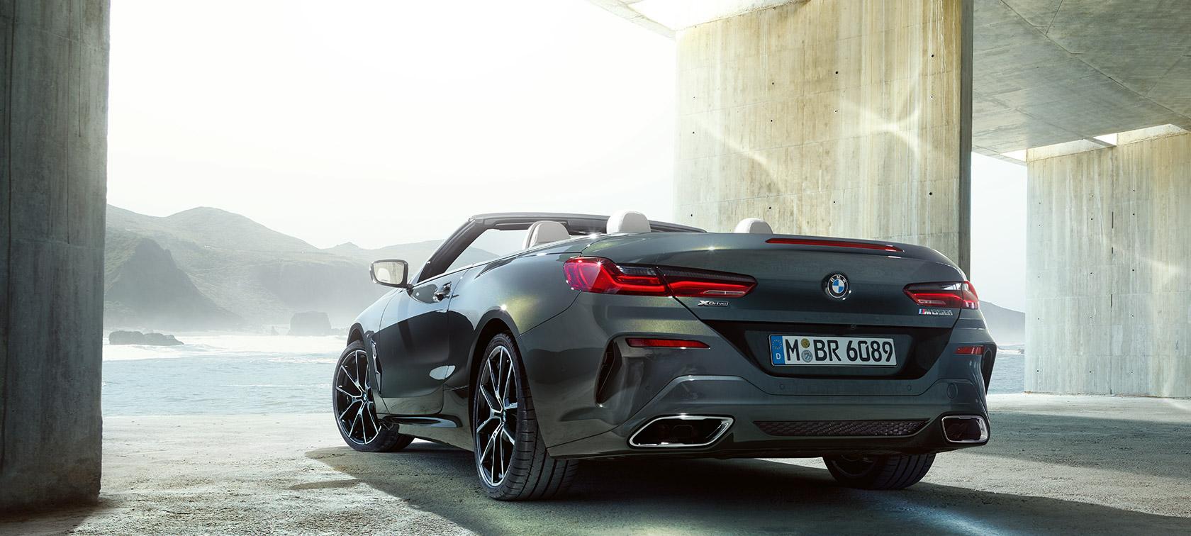 The 8 Convertible Bmw Cabrio Der Luxusklasse Bmw At