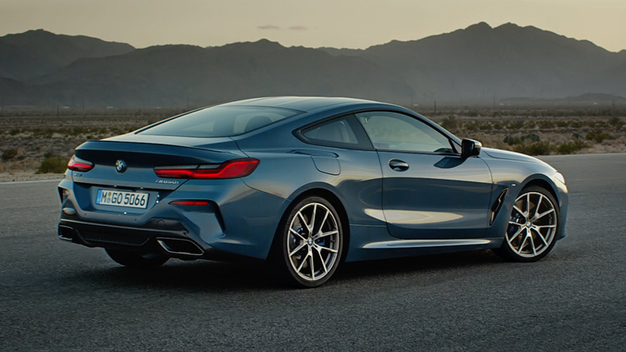 The 8 Bilder Und Videos Des Bmw 8er Coup 233 Bmw At