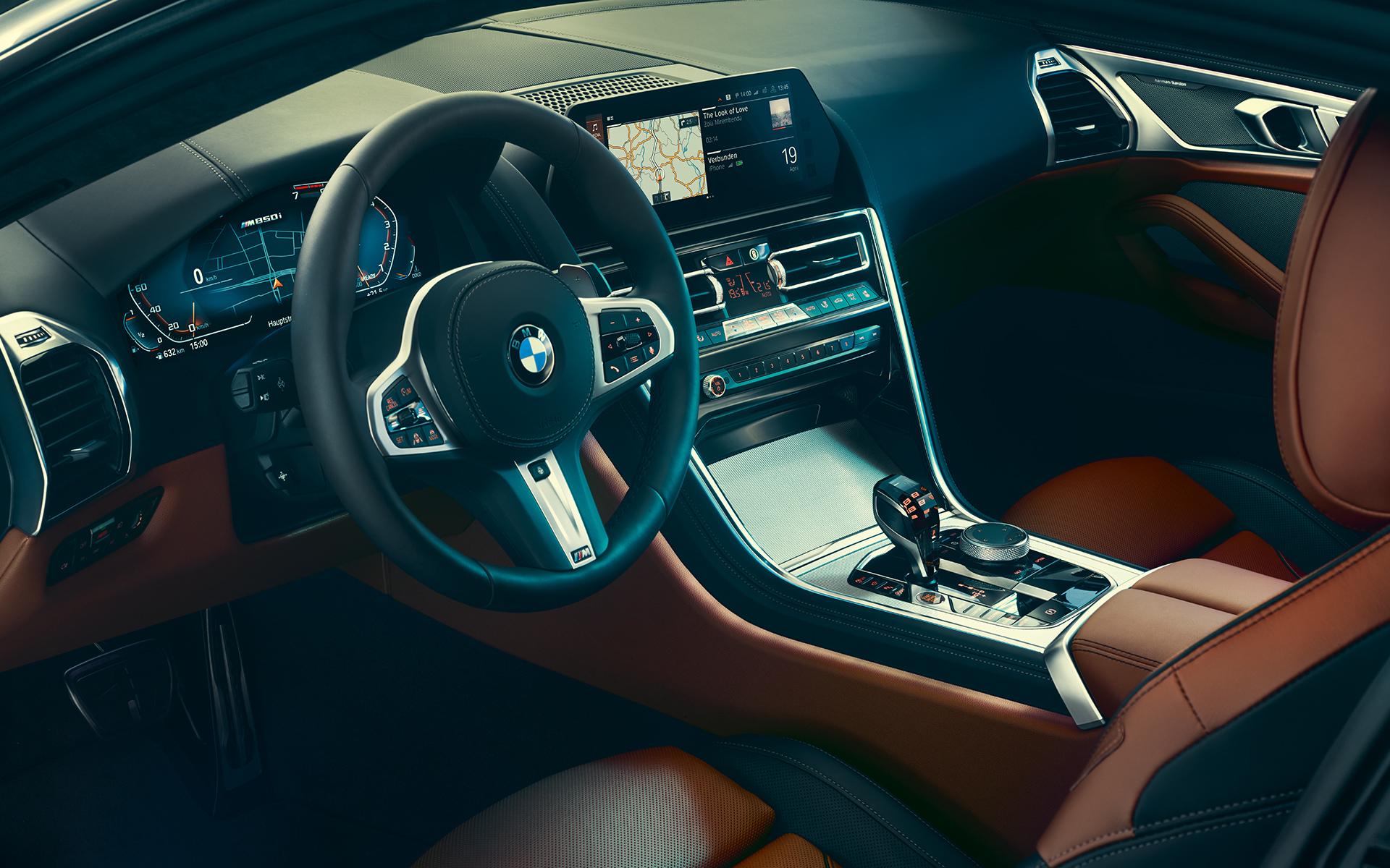THE 8: Bilder und Videos des BMW 8er Coupé | BMW.at
