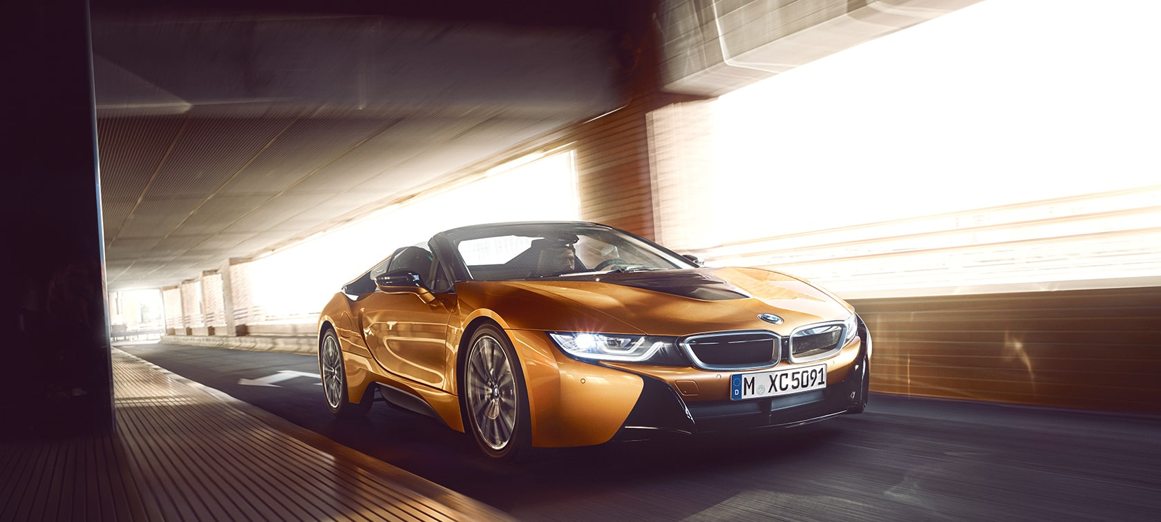 Bmw I8 Roadster Die Neue Version Des Plug In Hybrids