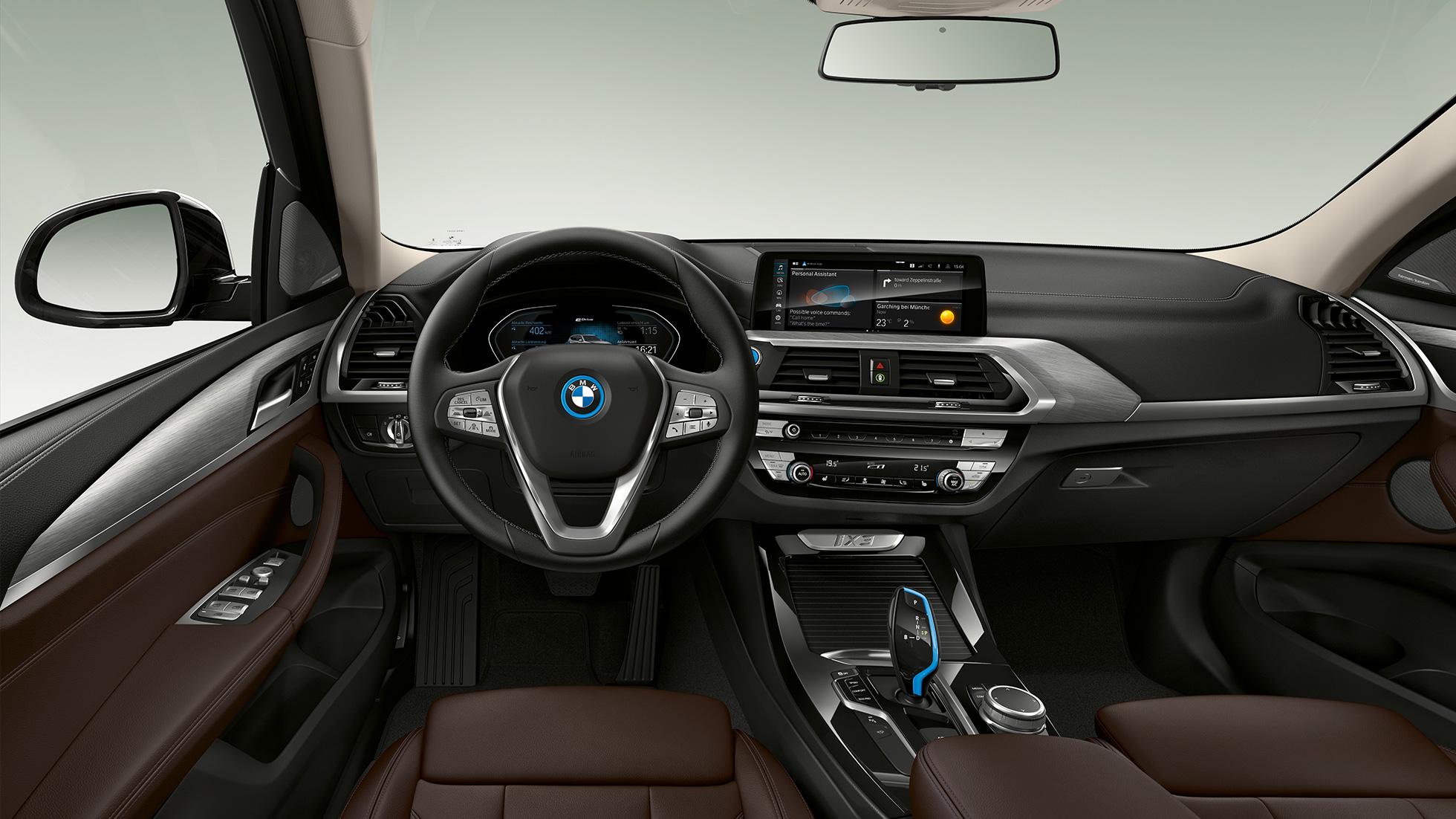 BMW iX3: Modelle & Ausstattungen | BMW.at