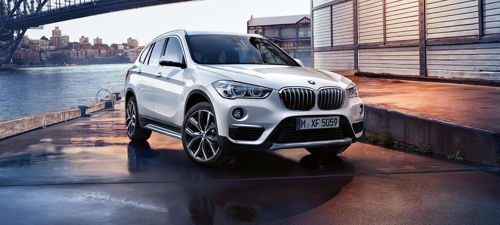 BMW X1 Auf einen Blick