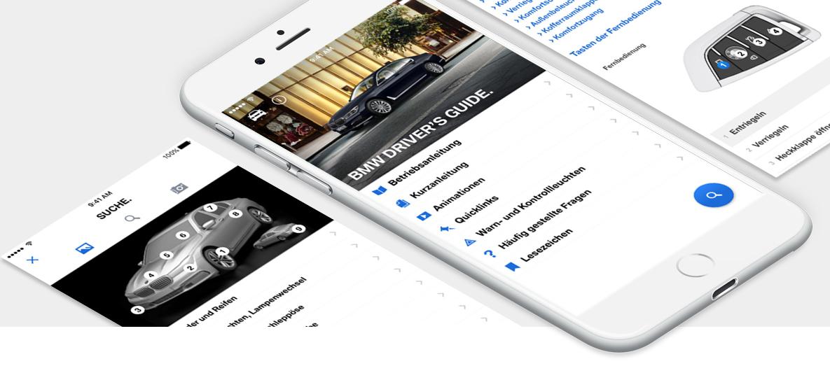 Bmw Apps Kataloge Und Betriebsanleitungen